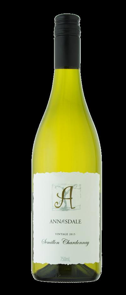 Annasdale Semillon Chardonnay 2015 (12 x 750mL) Hunter Valley, NSW
