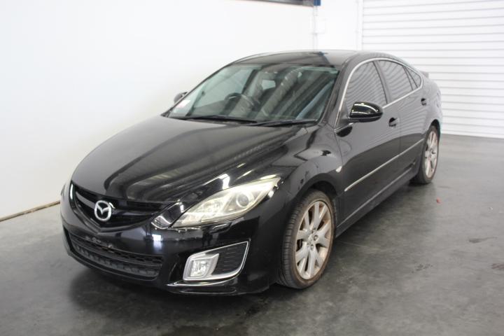 2008 Mazda 6 Luxury Sports GH Automatic Hatchback