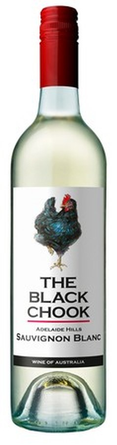 The Black Chook Sauvignon Blanc 2017 (6 x 750mL), Adelaide Hills, SA.