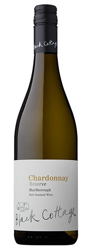 Black Cottage Reserve Chardonnay 2016 (12 x 750mL), Marlborough, NZ.