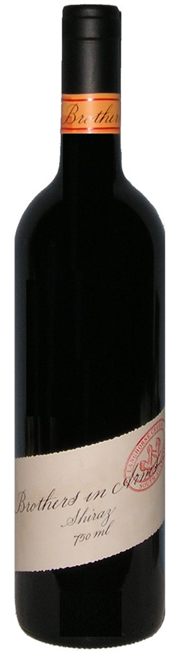 Brothers in Arms Shiraz 2010 (6 x 750mL), Langhorne Creek, SA.