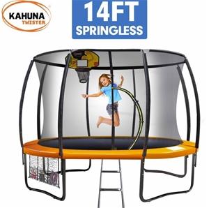 Kahuna Twister 14ft Springless Trampolin