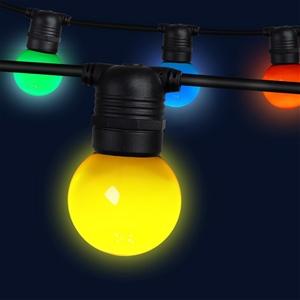 41m LED Festoon String Lights Kits Weddi