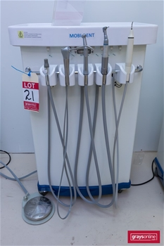 Self-Contained Mobile Dental Operatory Units
