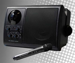 Orator PIR-306 Mini PA + IR Wireless Mic