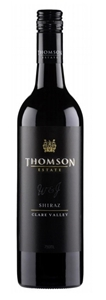 Thomson Estate W&J Shiraz 2016 (12 x 750
