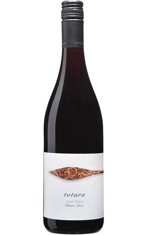 Totara Pinot Noir 2017 (12 x 750mL), Marlborough, NZ.