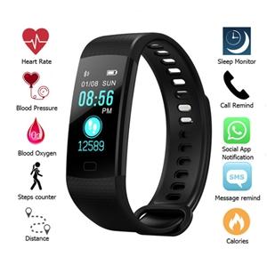 Y5 Smart wristband Colour Screen, Monito