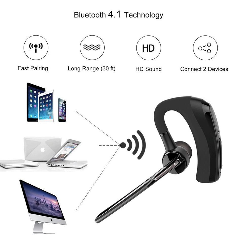 BH-820 Bluetooth Earphone Hands-free Wireless Bluetooth Headset