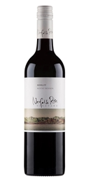Norfolk Rise Merlot 2017 (12 x 750mL) Mount Benson, SA
