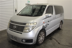 2003 Nissan El Grand Automatic People Mo