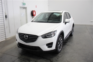2015 Mazda CX-5 Grand Touring Turbo Dies