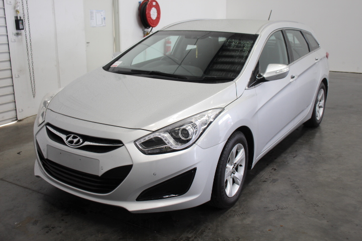 2013 Hyundai i40 Active Turbo Diesel Automatic Wagon