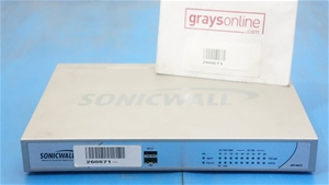 SONICWALL NSA 240 Network Security Appli