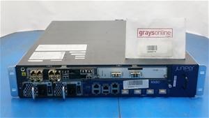 Juniper MX80 Universal Routing Platform