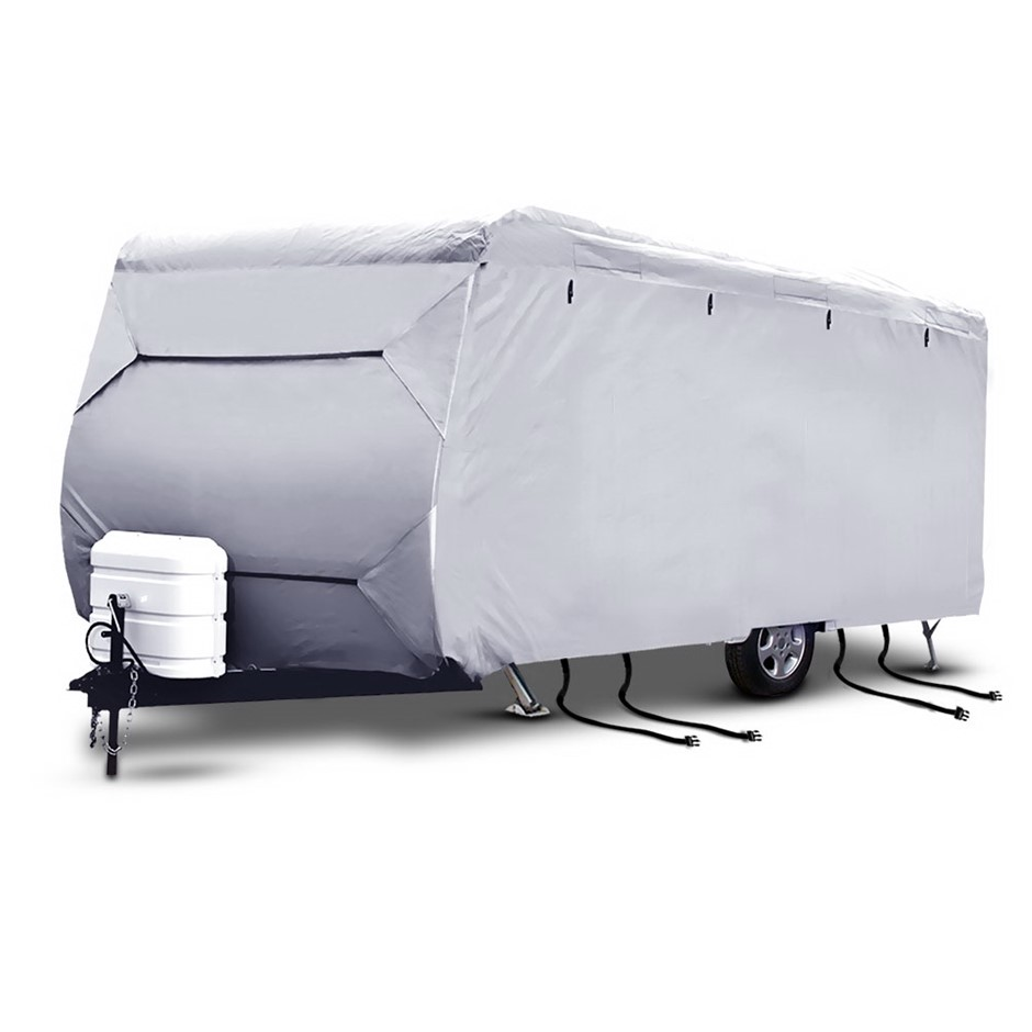 Weisshorn Extra Large 4 Layer Heavy Duty Campervan Waterproof Cover
