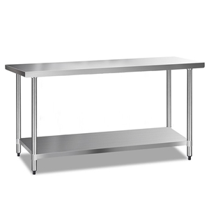Cefito 1829 x 610mm Commercial Stainless