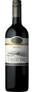 Oyster Bay Merlot 2017 (6 x 750mL), Hawk