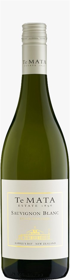 Te Mata Estate Sauvignon Blanc 2018 (6 x 750mL), Hawke's Bay, NZ.