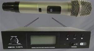 Orator Audio D690TD UHF Wireless Microph