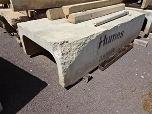 Concrete Culvert, Humes/All Cast brand (