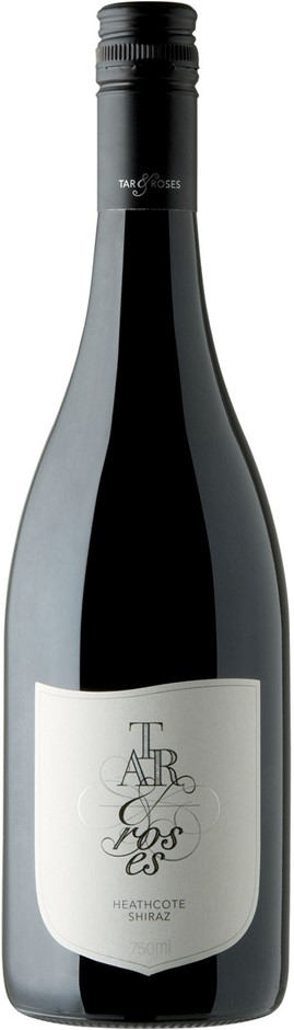 Tar & Roses Heathcote Shiraz 2017 (12 x 750mL), VIC.