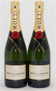 Moet & Chandon Brut `Imperial` NV (2 x 7