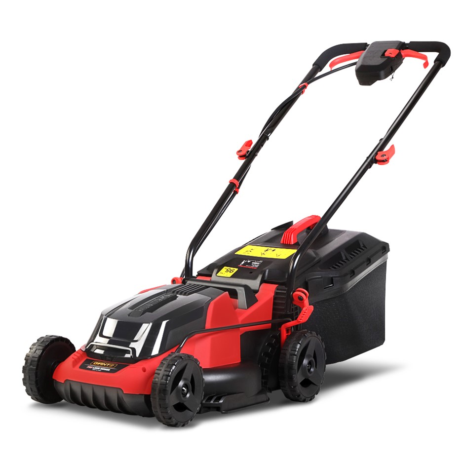 Giantz Lawn Mower Cordless 2 IN 1 Electric Lithium Battery Powered