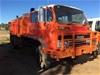 1987 Isuzu JCS Ex-RFS Fire Truck