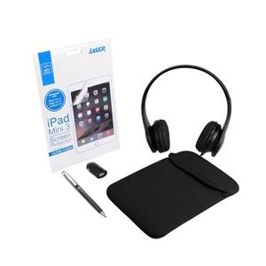 Laser 5 In 1 iPad Mini Bundle Kit (Black