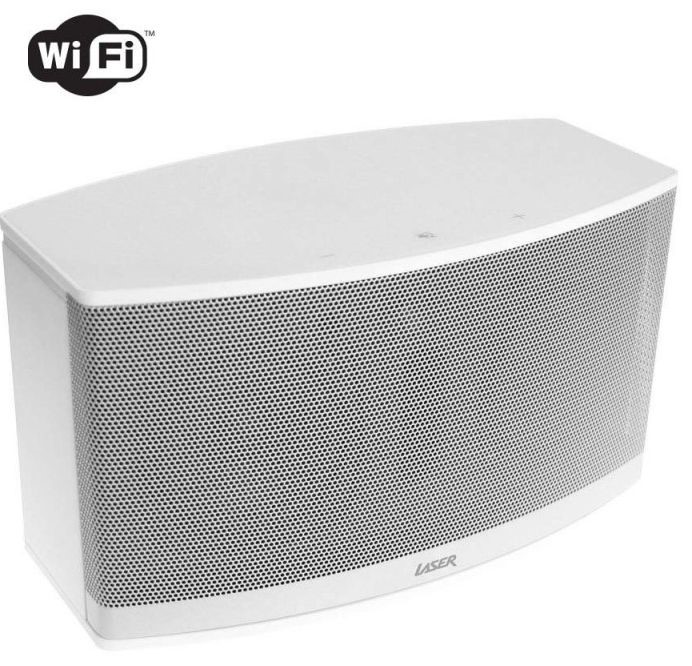 Laser Wireless WiFi WFQ10 Multi Room Speaker with Qualcomm/Spotify Feature