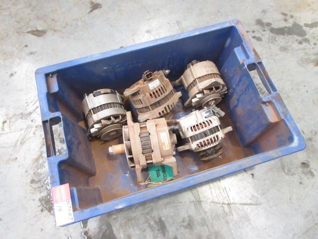 Various Alternators