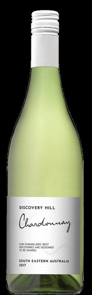 Discovery Hill Chardonnay 2017 (12 x 750mL) Murray Darling