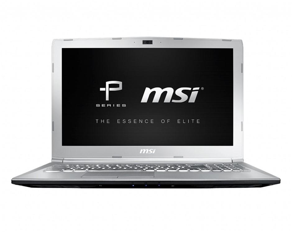 MSI PE62 8RC-046AU 15.6-inch Full HD Notebook, Silver