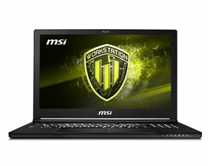 MSI WS63 8SK(Vpro)-006AU 15.6-inch FHD M