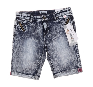 2 x TRACTOR Girl`s Jean Shorts, Size 10,
