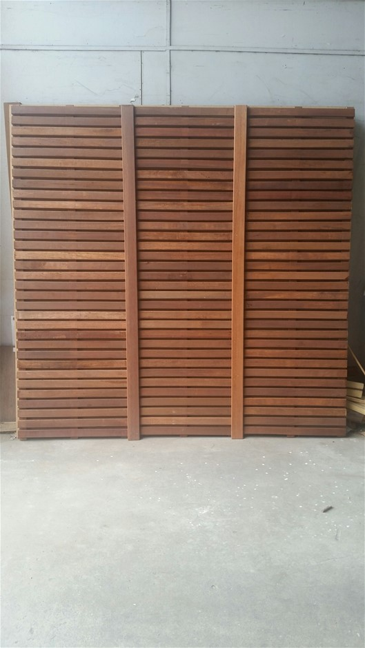 2x DIY Feature wall-1800 X 600 packs of 3 with 2 cover strips (Pooraka, SA)