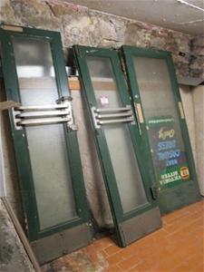 3 x Pub Doors