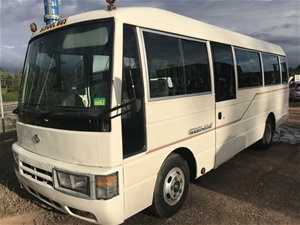 1998 Nissan Civillian 4.2 Ltr Diesel Bus