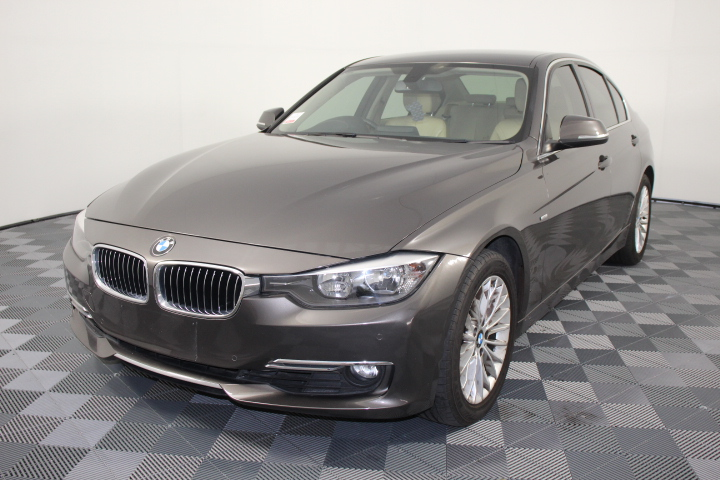 2012 BMW 3 Series 320i F30 Automatic - 8 Speed Sedan