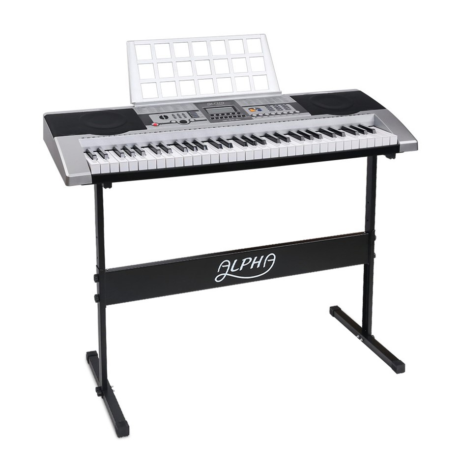 Alpha 61 Keys Electronic Keyboard