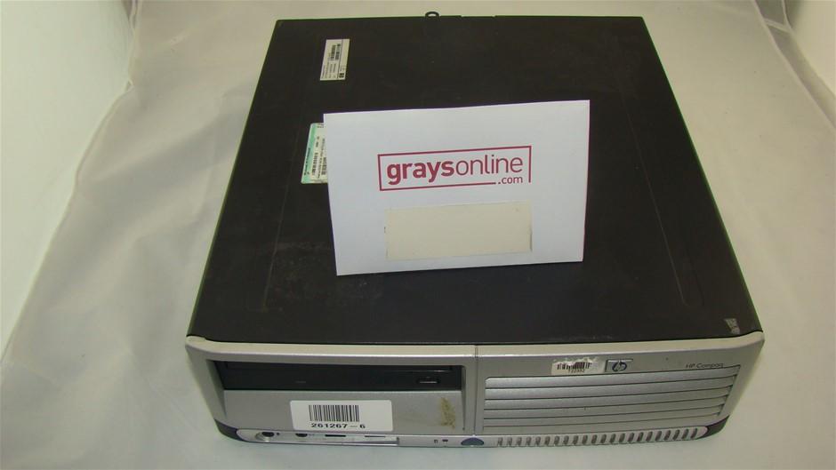 HP Compaq dc7100 SFF(PK856PA) Small Form Factor (SFF) Desktop PC