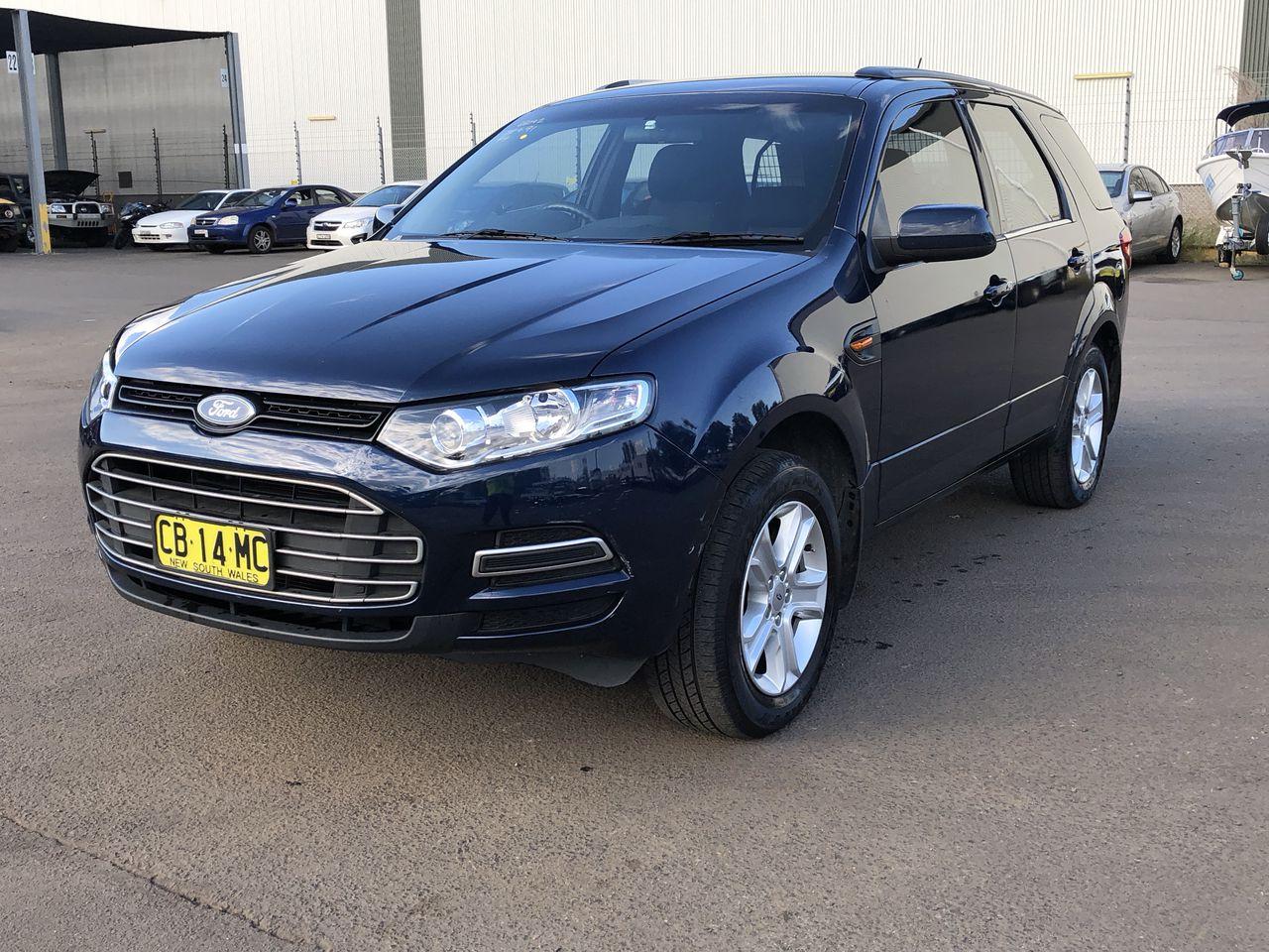 2014 Ford Territory TX (RWD) SZ Automatic Wagon