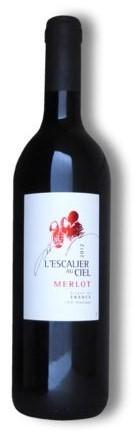 L'Escalier au Ciel 2012 Merlot 2012 (6 x 750mL) Bordeaux Surrounds