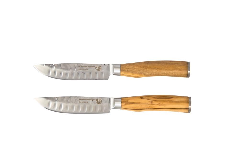 Classic The Jumbo Olive Wood Set of 2