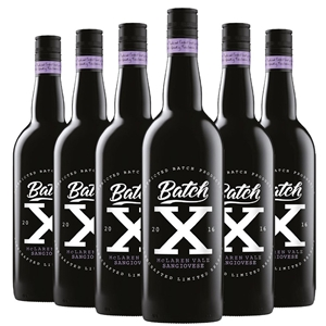 Batch X Sangiovese 2016 (6 x 750mL), McL