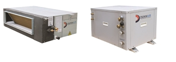 Inverter Water Sourced Packaged Units