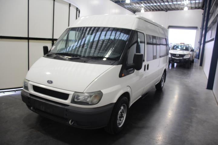 2002 Ford Transit Turbo Diesel 12 Seat Bus, 142,243km