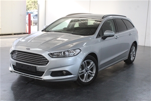 2015 Ford Mondeo Ambiente MD Turbo Diese