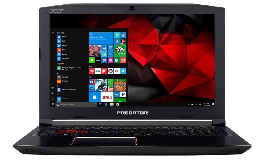 Acer Predator Helios 300 PH315 15.6/i7-8750H/16GB/128GB SSD+1TB HDD/GTX1060